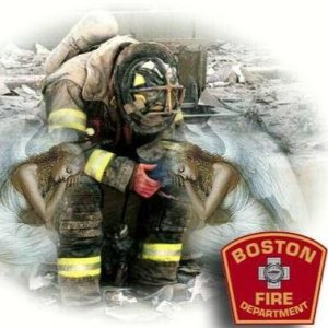 Boston Fire Fighter Loss