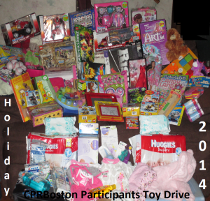 2014 Toy Drive
